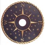 Compass in Decorative design - Copy