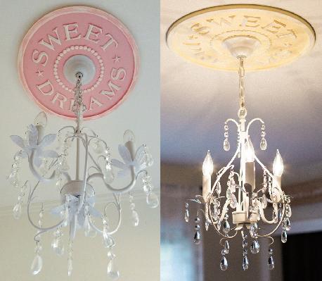 Marie Ricci hand crafted ceiling medallionsMarie Ricci – Chandelier Medallion