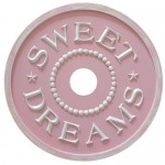 Sweet Dreams Ceiling Medallion by Marie Ricci
