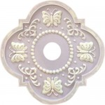 Butterfly Ceiling Medallion