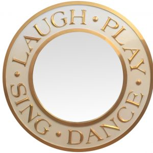 Laugh-Play-Sing-Dance Childrens' Mirror