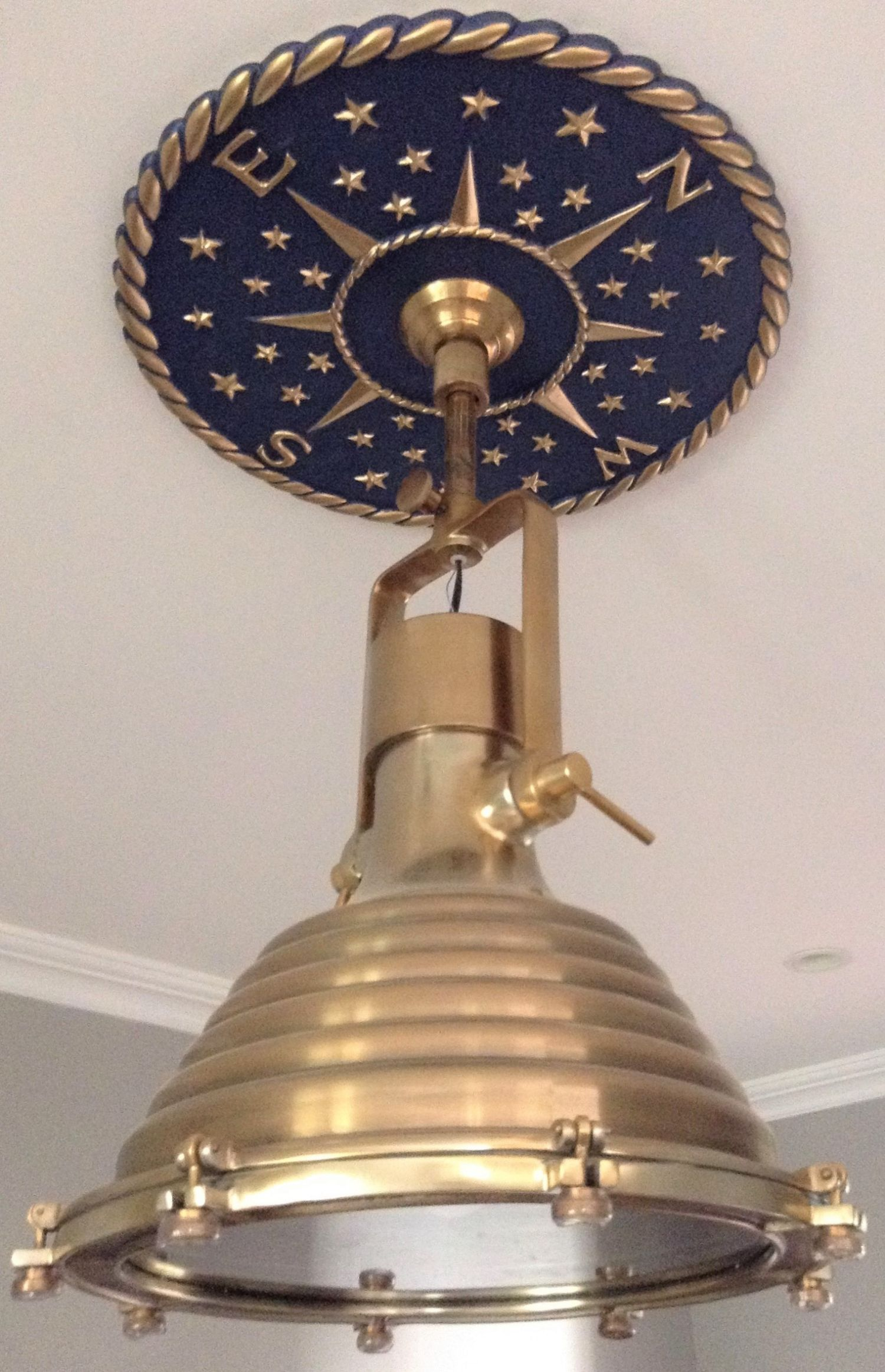 english medallion study ceiling brass elk lighting finish cfm item wide in inch shown antique