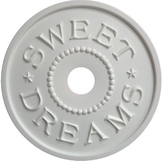 DIY Sweet Dreams Ceiling Medallion 1st image -34.98