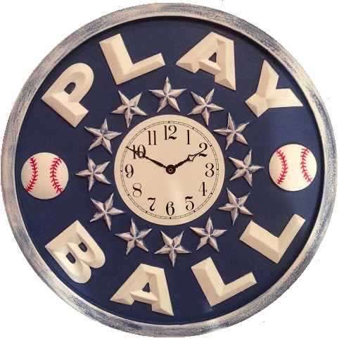 Play Ball clock -199.98 8th image