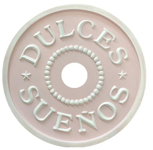 Pale Pink Dulces Suenos