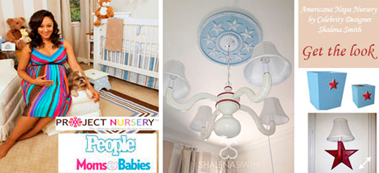 Celebrity Nursery Interior Designer - Marie RicciMarie Ricci