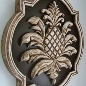 Pineapple Address Plaques